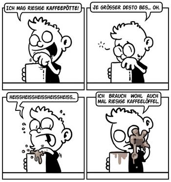 heisserkaffeede
